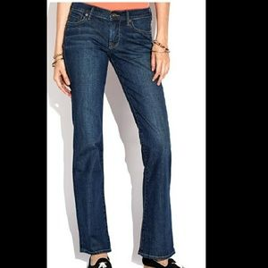 Lucky Brand high-rise Sweet and low bootcut jeans